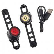 Far/avertizor BIKEFUN Knob USB