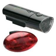 Far/avertizor BIKEFUN 5x4 LED