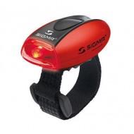 Lampă SIGMA Micro - lumină roșie