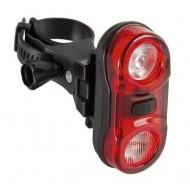 Avertizor BIKEFUN Twin 2 LED