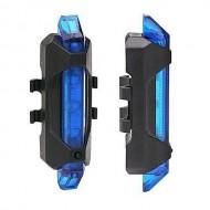 Stop spate RPC 5 LED - USB - albastru