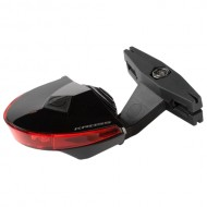 Avertizor spate KROSS Red Slide 3 LED
