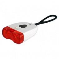 Avertizor UNION UN-120 USB 2 LED alb