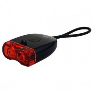 Avertizor UNION UN-120 USB 2 LED negru