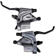 Manete integrate SHIMANO Claris ST-R240 2x8V