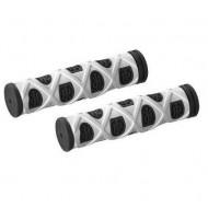 Manșoane ghidon RITCHEY PRO 130 mm alb/negru