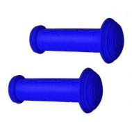 Manșoane ghidon BIKEFORCE Kid 102 mm albastru