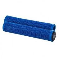 Manșoane ghidon BIKEFORCE 166 mm albastru