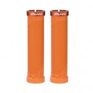 Manșoane ghidon FUNN Lock-on portocaliu - 130 mm