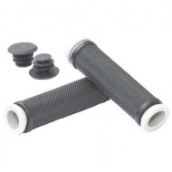Manșoane ghidon BIKEFUN Soft Rubber - 128 mm