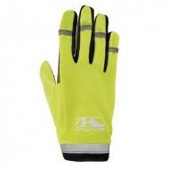 Mănuși ciclism M-WAVE - cu degete mărimea M