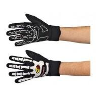 Mănuși ciclism NORTHWAVE SKELETON W-GEL - cu degete