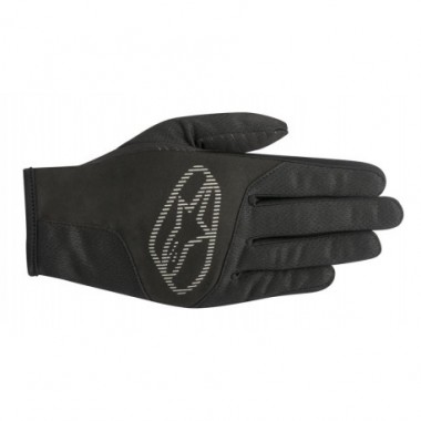 Mănuși ciclism ALPINESTARS Cirrus - negre L