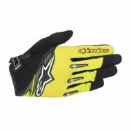 Mănuși ciclism ALPINESTARS Flow Glove - galben XL