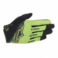 Mănuși ciclism ALPINESTARS Flow Glove - verde XL