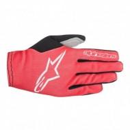 Mănuși ciclism ALPINESTARS Aero 2 - roşu/alb L