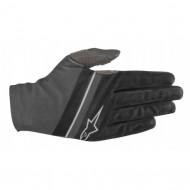 Mănuși ciclism ALPINESTARS Aspen Plus - negru/gri M