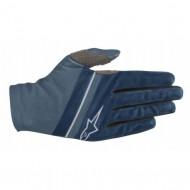 Mănuși ciclism ALPINESTARS Aspen Plus - albastru L