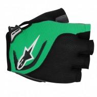 Mănuși ciclism ALPINESTARS Pro Light - negru/verde S