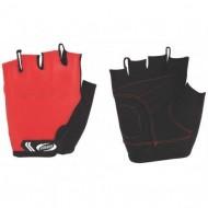 Mănuși ciclism BBB Kids - roșii mărimea M