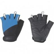 Mănuși ciclism BBB Cooldown - negru/albastru