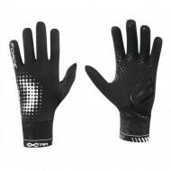 Mănuși ciclism copii FORCE Extra - negre mărimea M