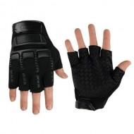 Mănuși ciclism STAND Outdoor Gloves - negre mărimea L