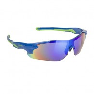 Ochelari ciclism MIGHTY Rayon One albastru/verde