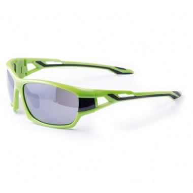 Ochelari ciclism BIKEFUN Spy negru/verde