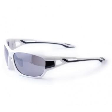 Ochelari ciclism BIKEFUN Spy negru/alb