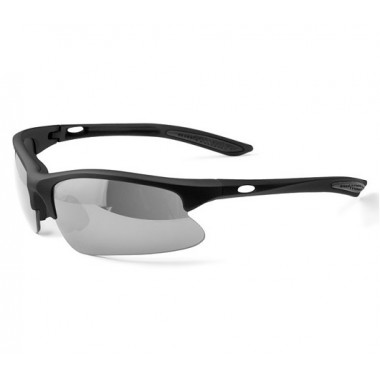 Ochelari ciclism BIKEFUN Vector negru