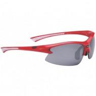 Ochelari ciclism BBB Impulse roşii / lentile fumurii