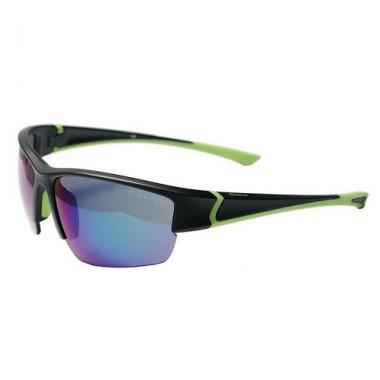 Ochelari ciclism BIKEFUN Ace negru/verde