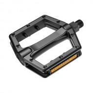 Pedale CROSSER VP-501 aluminiu negre