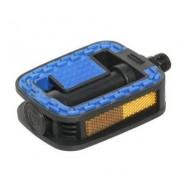 Pedale RPC PL color MI negru/albastru