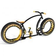 Personalizează-ți bicicleta. Alege culoarea portocalie!