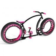 Personalizează-ți bicicleta. Alege culoarea roz!