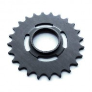 Pinion single speed VELOSTEEL filet 24T