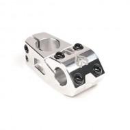 Pipă ghidon BMX ECLAT CNC Nathan 14 argintiu