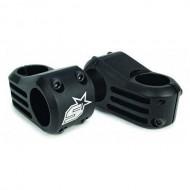 Pipă ghidon BMX SPANK 1 Timer 31.8 negru
