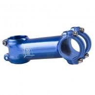 Pipă ghidon M-WAVE 3D 1.1/8-31.8/90 mm - 7º albastru