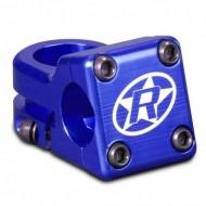 Pipă ghidon REVERSE Executer 1.1/8-25.4/40 mm - albastră