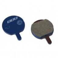 Plăcuțe frână BBB BBS-4301