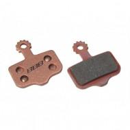Plăcuțe frână BBB BBS-4412 - metalice