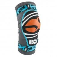 Protecţii genunchi IXS Slope Series EVO S albastru/portocaliu