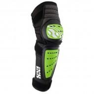 Protecţii genunchi şi tibie IXS X-Cleaver M verde