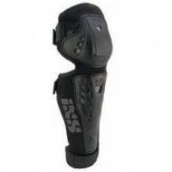 Protecţii genunchi şi tibie IXS Hammer Series XS negru