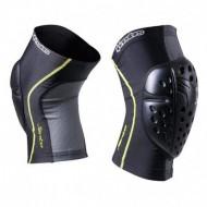 Protecţii genunchi ALPINESTARS Vento negru/galben - mărimea L