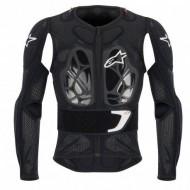 Armură ALPINESTARS Tech Bionic negru/alb - mărimea L