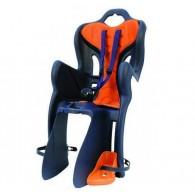 Scaun de copil BELLELLI B-one Clamp spate albastru/portocaliu